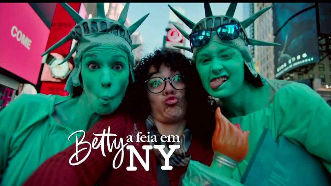 Capítulo final de Betty, a Feia em Nova York.